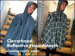 Afbeeldingsresultaat voor cleverhood rain cape