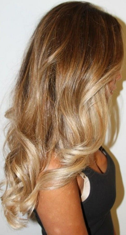 50 trendy ombre hair styles ombre hair color ideas for for Ombre hair haarfarbe