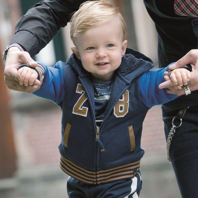Z8 - vest capu»baby»Teddys babykleding en kinderkleding in Aalsmeer en online