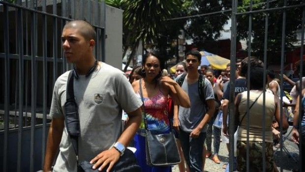 O ASSUNTO É!?: Exame Nacional do Ensino Médio apresenta queda de ...