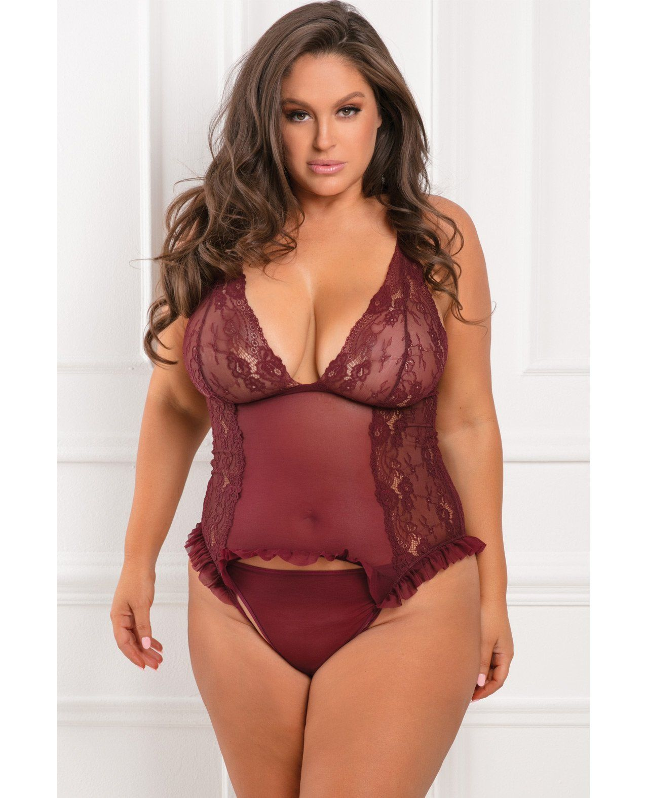 b7b3ab37f Pin by jay on Plus Size Lingerie