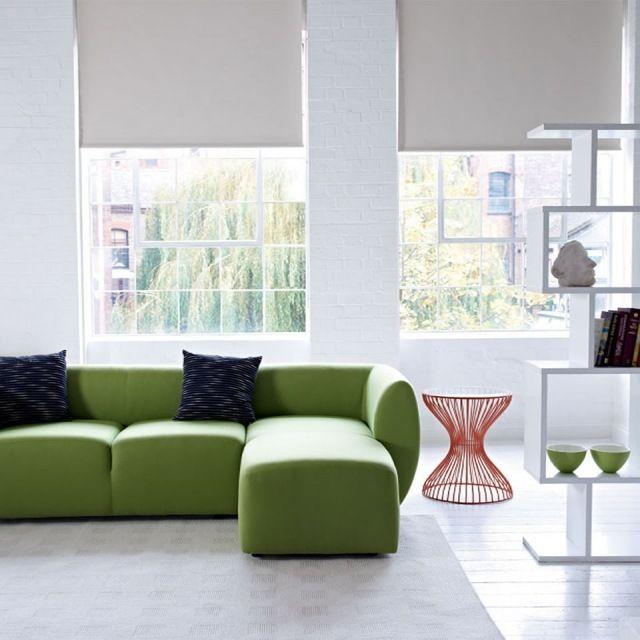 50 idées fantastiques de canapé du0027angle pour salon moderne