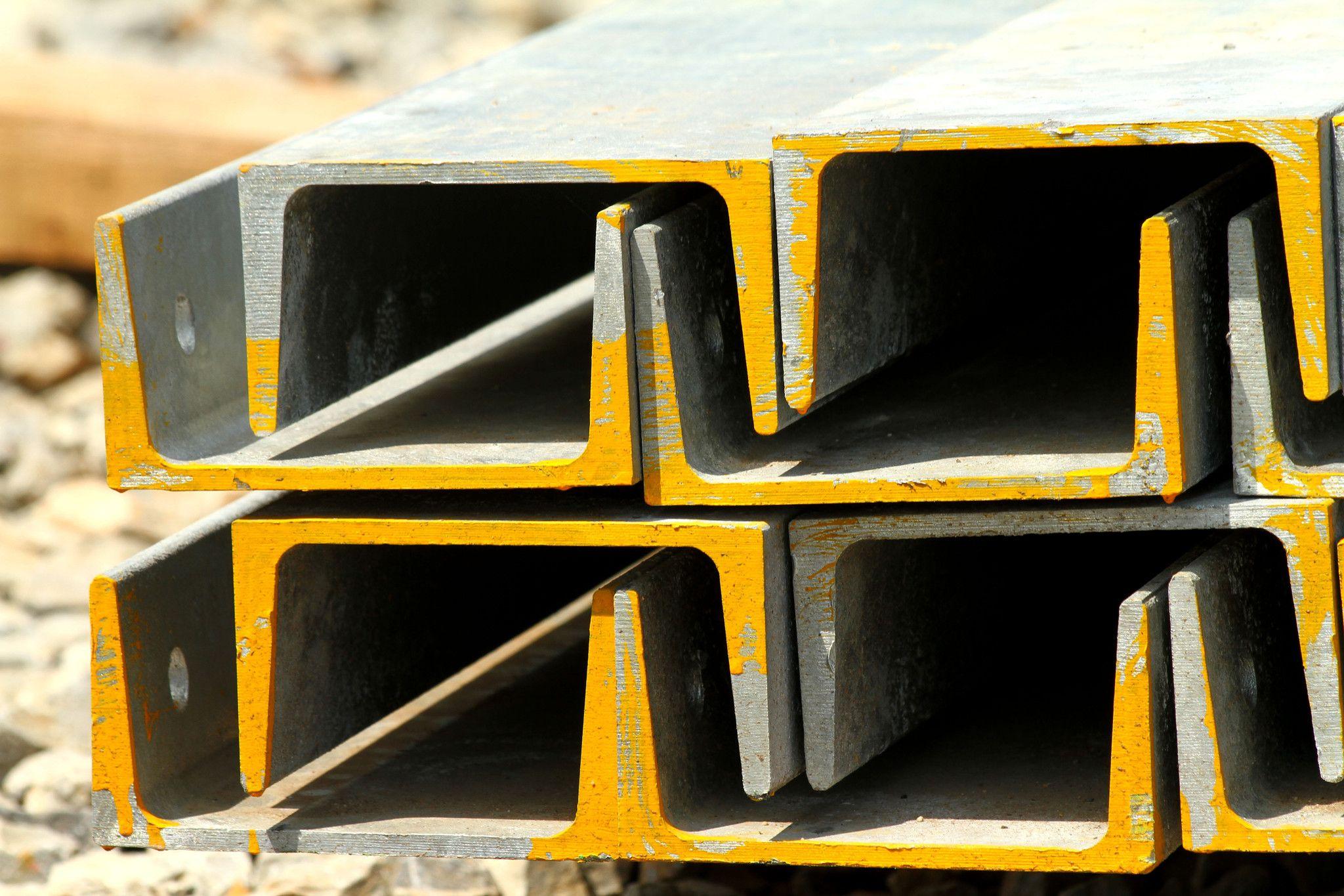 200 X 90 X 30 Pfc Channels Steel Fabrication Steel Beams Beams