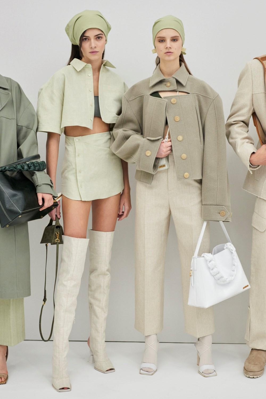 Jacquemus Fall 2020 Men's Fashion Show Backstage |