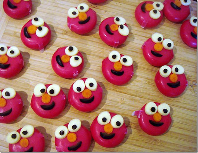 Supergrappige Elmo's!