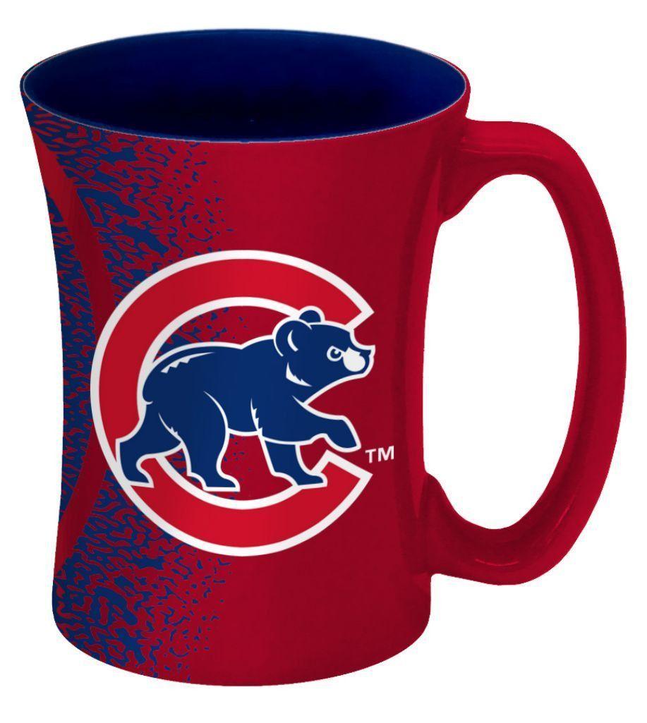 Chicago Cubs 14 oz Mocha Coffee Mug