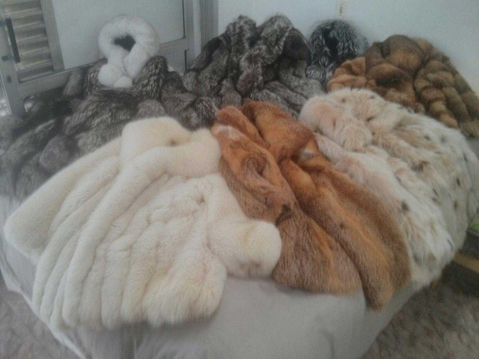 My furs