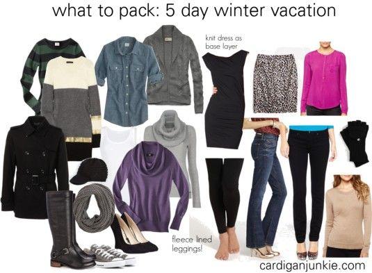 Winter getaway day 5