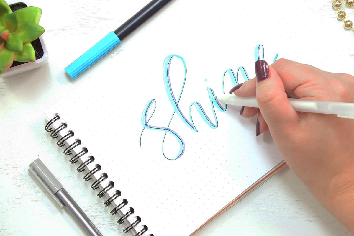 How To Draw 3d Letters Create Lettering That Pops