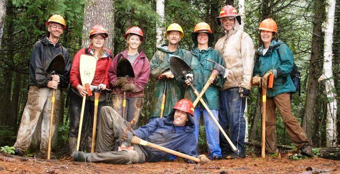 Wilderness Volunteers