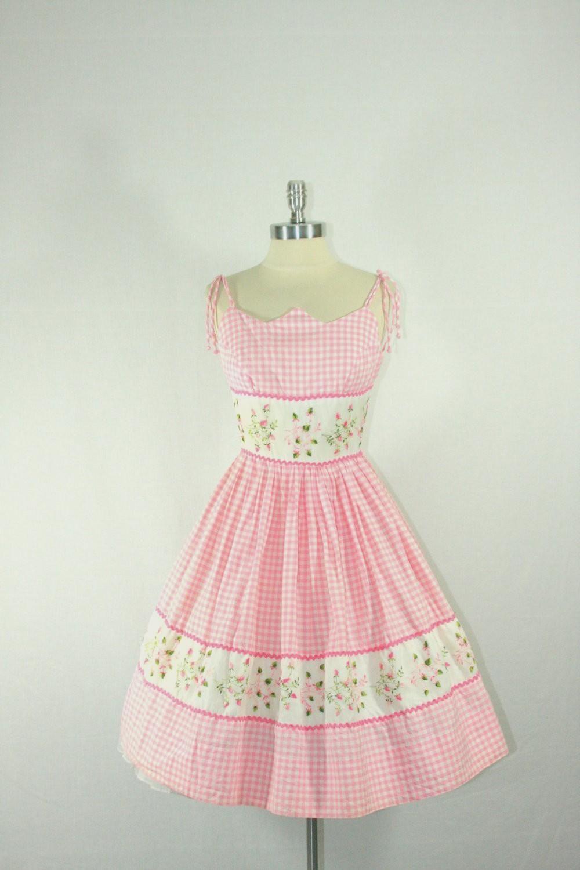 5612e23ceca 1950s summer dress Naf Dresses