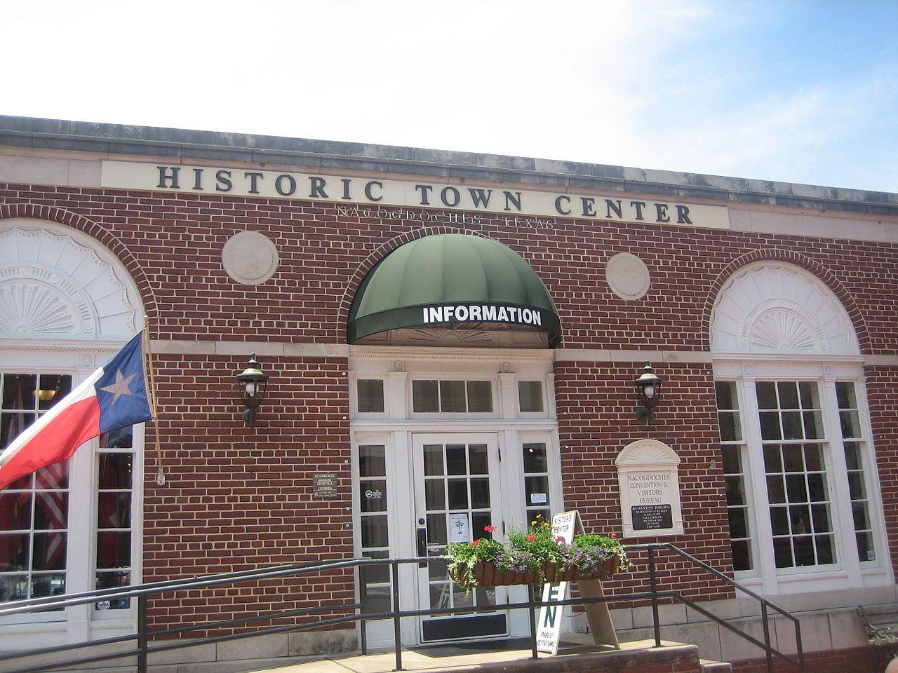 Historic Town Center in Nacogdoches, TX IMG 0971 - Nacogdoches, Texas - Wikipedia, the free encyclopedia
