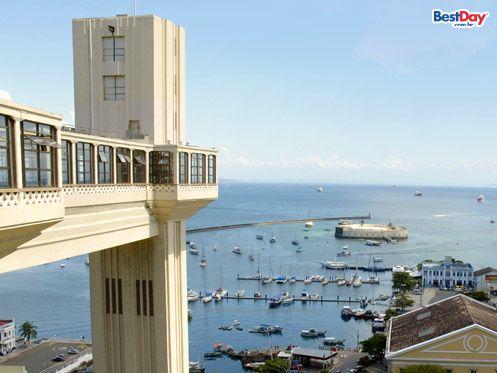 Vá para Salvador com a BestDay! - hotéis e passagens em 12x sem juros. #salvador #BestDay