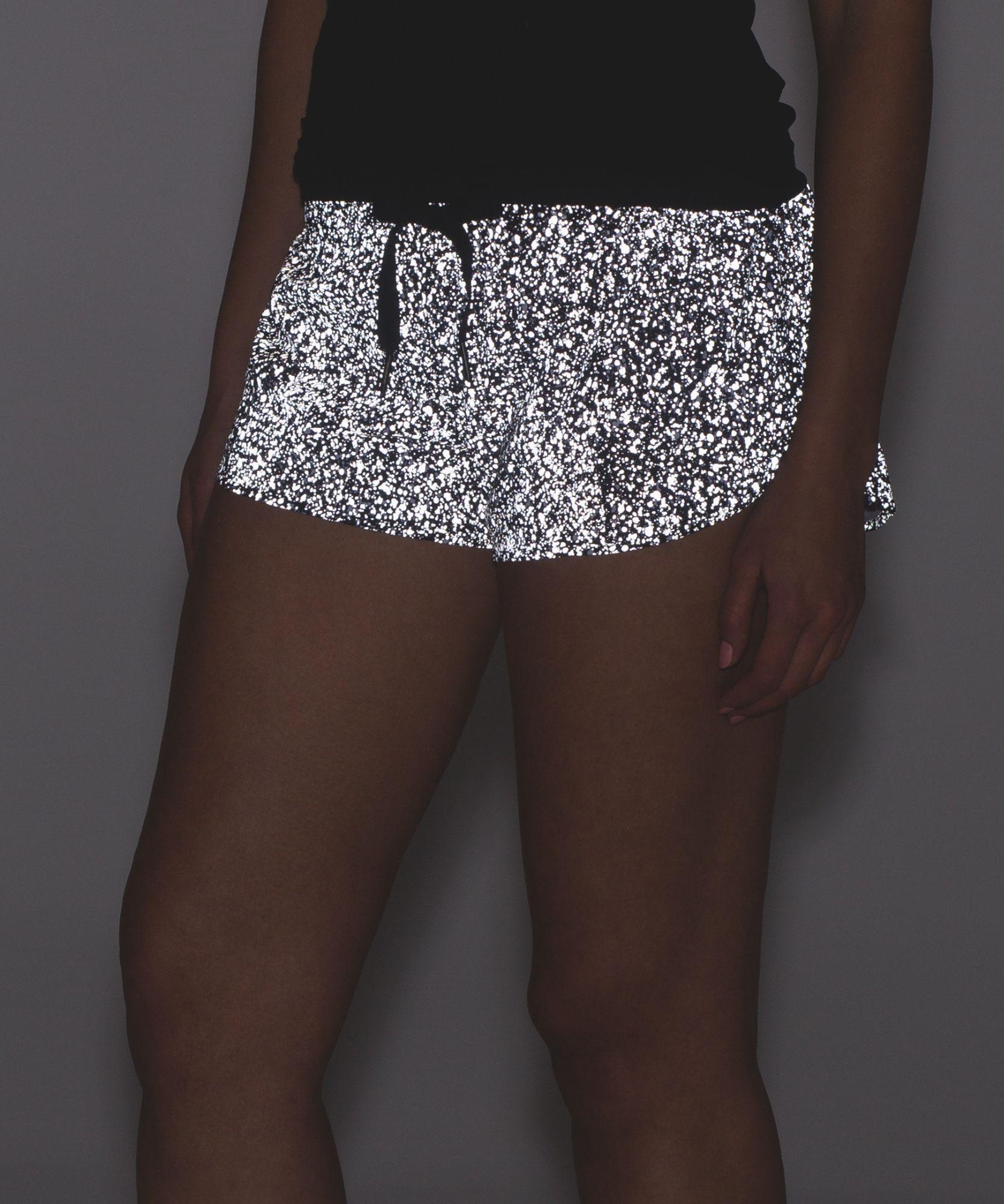 8aea5a741c5 Hotty Hot Short (Splatter) *Reflective | Women's Shorts | lululemon  athletica