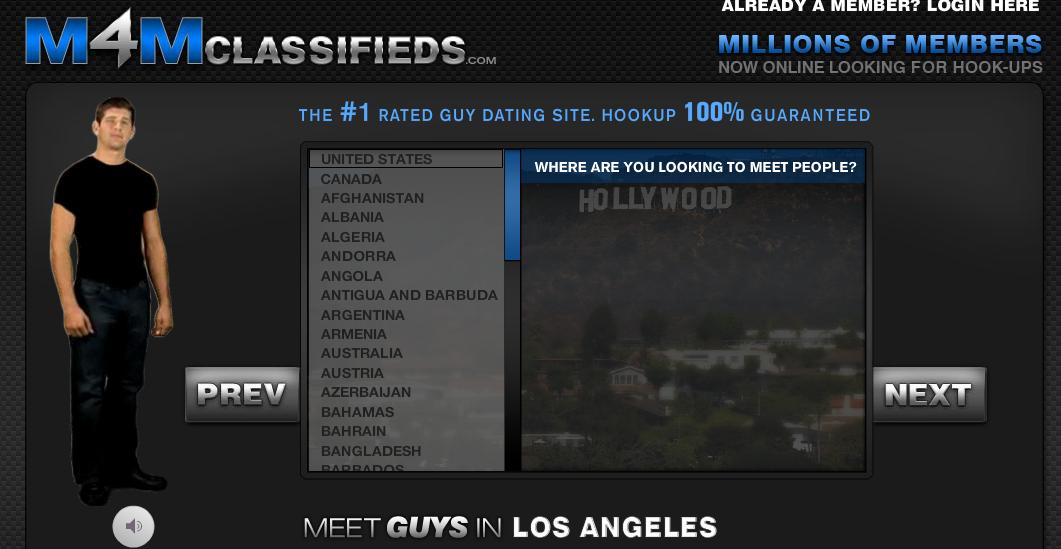 Dating sites en Argentinië