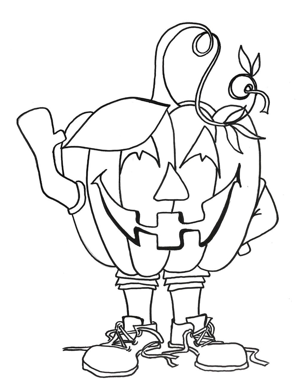 Happy Pumpkin Halloween Coloring Sheet Etsy Halloween Coloring Halloween Coloring Sheets Pumpkin Books