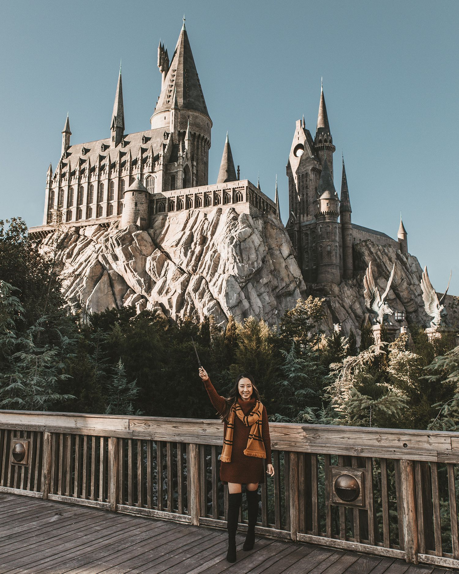 22 Most Instagrammable Photo Spots At Universal Orlando Harry Potter Universal Studios Harry Potter Universal Harry Potter World Universal