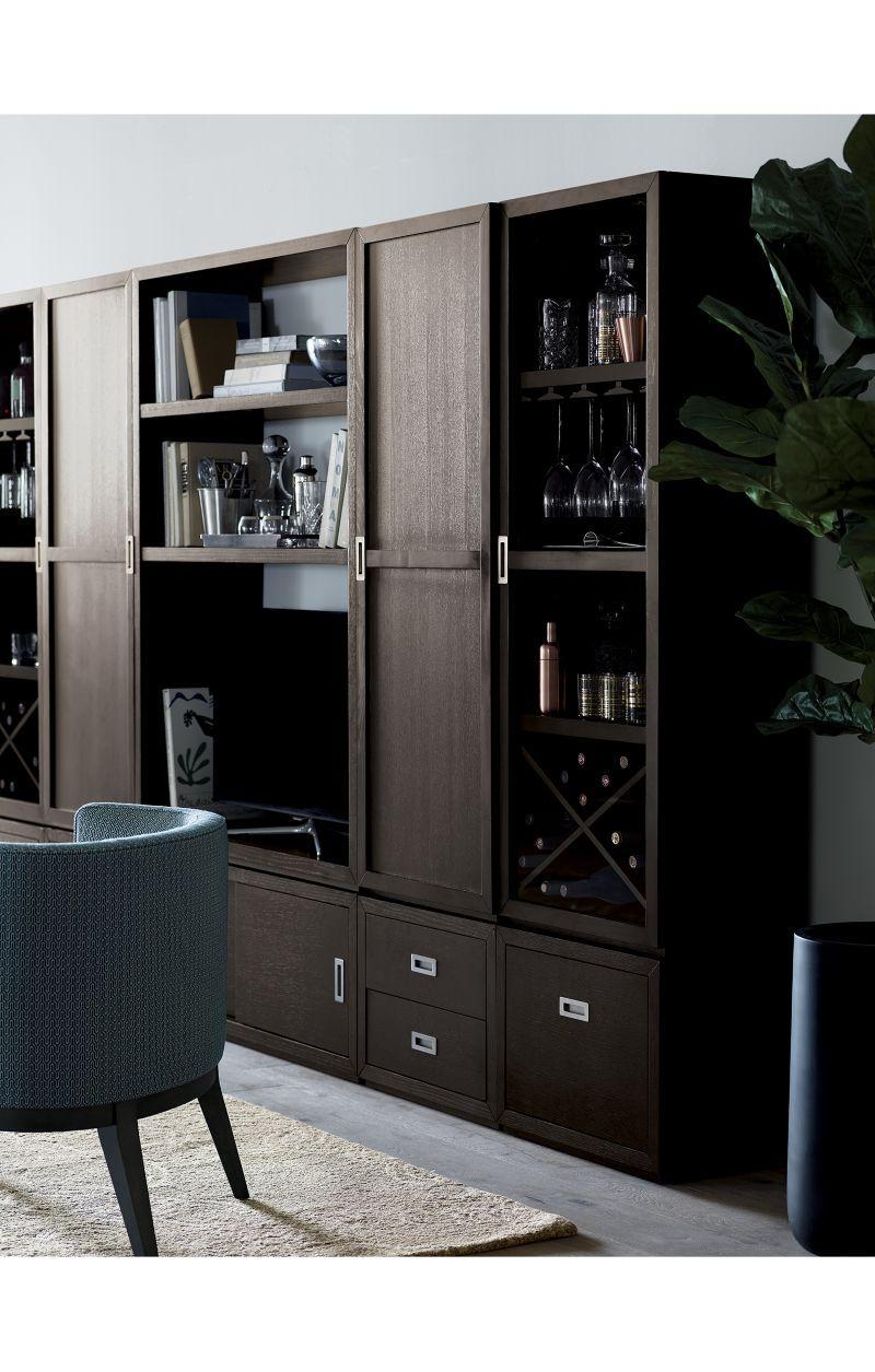 Aspect Coffee 475 Modular Sliding Door Storage Unit Products