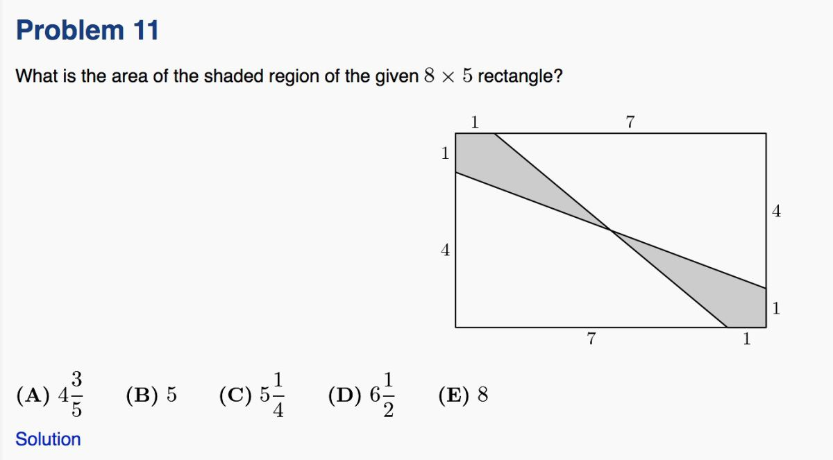 Struggling with a challenging AMC 10 geometry problem | No