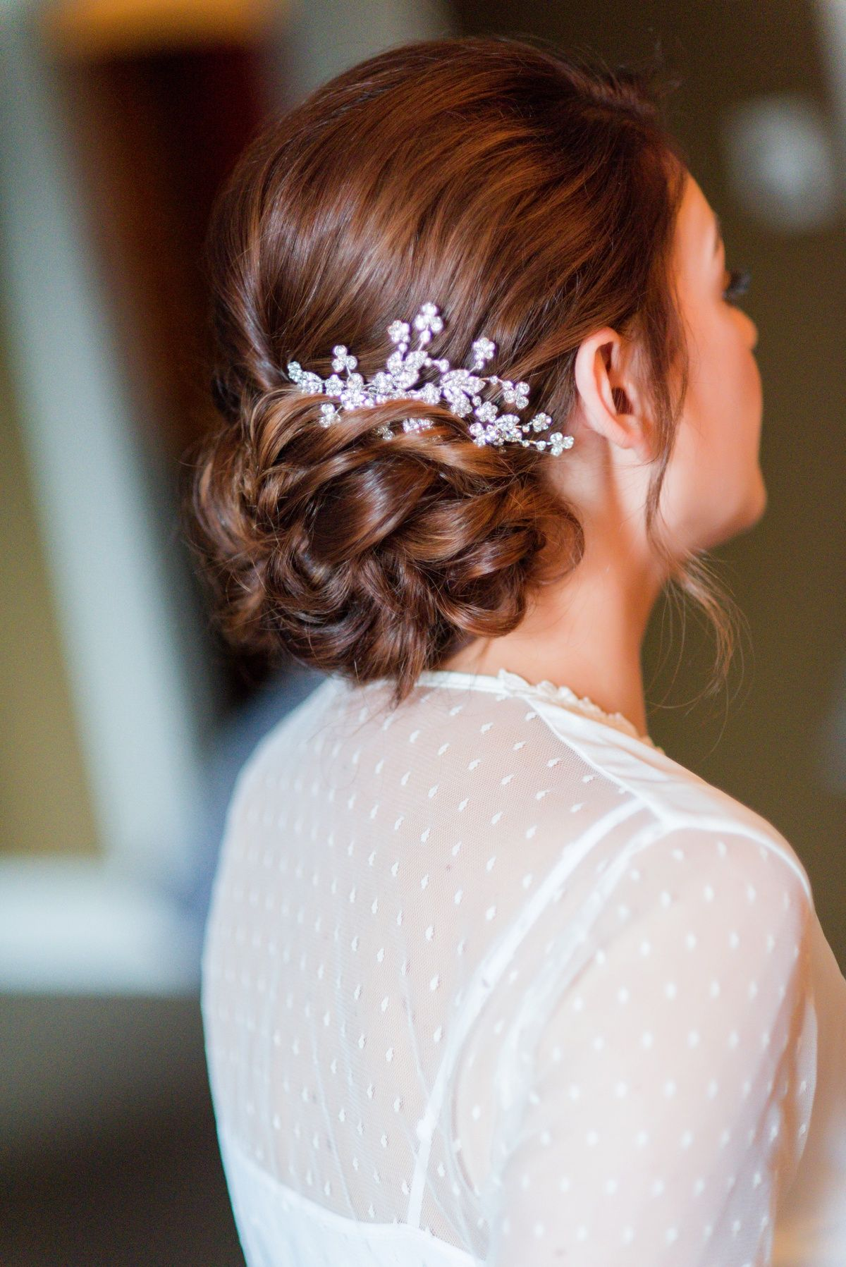 sophisticated merlot wedding at the omni: lauren & sean