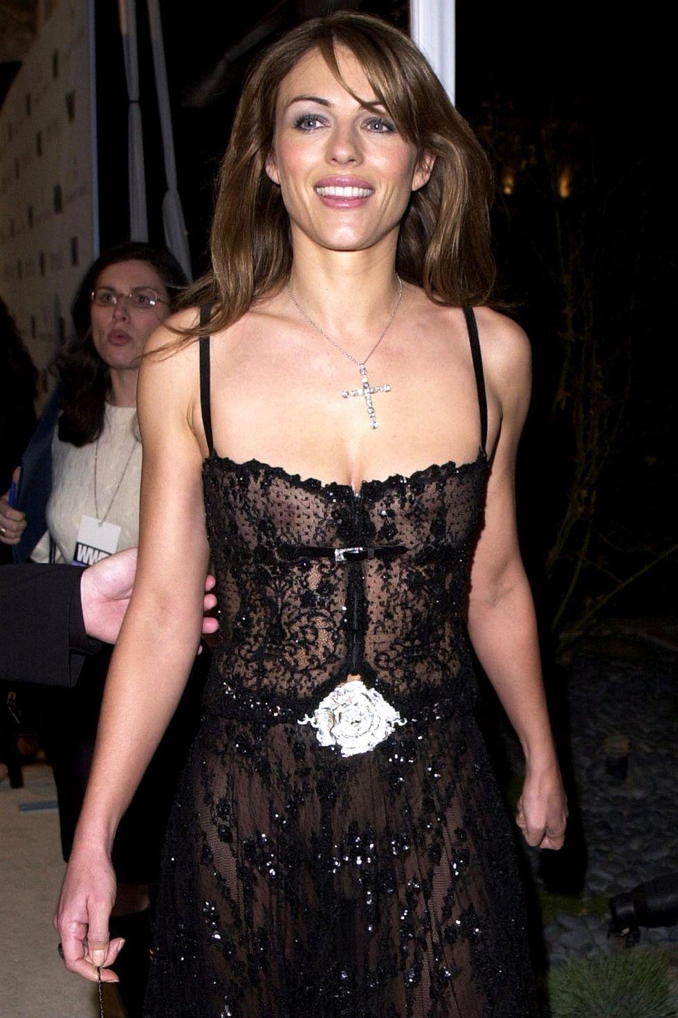 Celebrities Not Wearing Bras