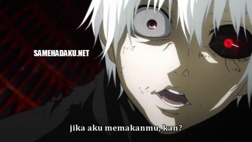 Tokyo Ghoul Episode 12 Subtitle Indonesia (Dengan gambar
