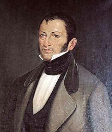 Nicolas Bravo 1786-1854