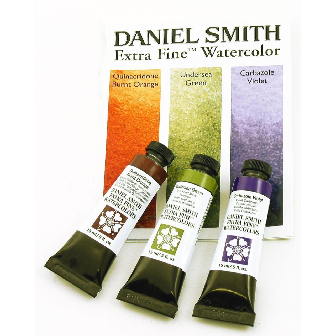 Secondary Edition 15ml Set Of 3 Daniel Smith Extra Fine