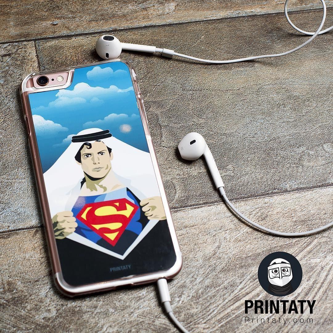 علامة تجارية مستوحاة من تراثنا On Instagram سوبر مان بنكهة خليجية الاسعار ايفون ٥ و ٥اس و ٥ سي و ٦ و ٦ Phone Cases Electronic Products Case
