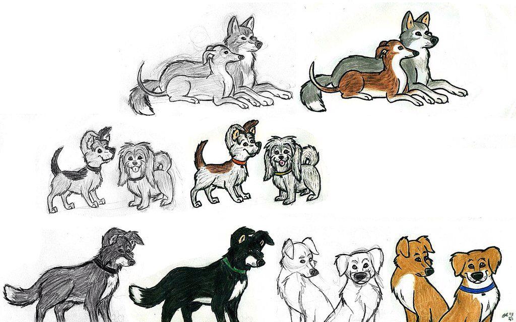 Survivors characters sketches Survivor, Hunter dog, Dog