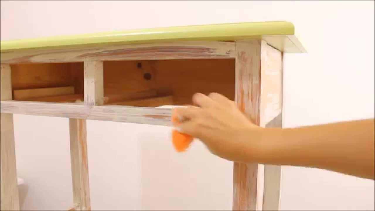 En nuestros v deos tutoriales descubrir s nuevas ideas for Como pintar puertas placas nuevas