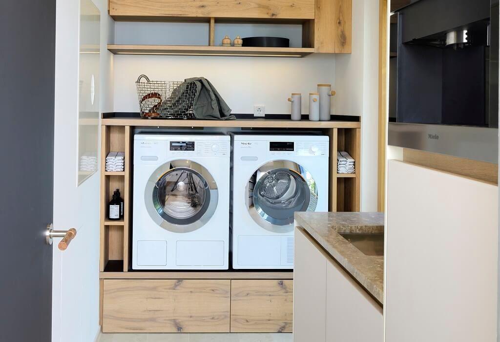 Waschmaschine Küche - Haus Ideen Inneneinrichtung Haus am ...