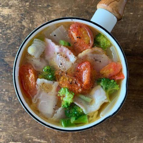 ダイエットスープレシピ特集 満足感たっぷりのヘルシーメニューで楽しく痩せよう Folk 料理 レシピ ダイエット スープ レシピ スープ レシピ