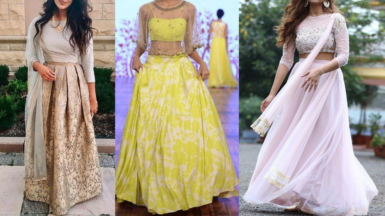 Crop Party Dresses