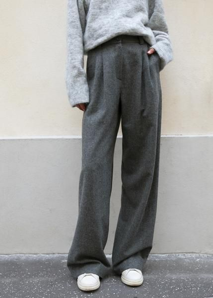 Wide pants # pants #wideleg Deliver yourself a career in which you …