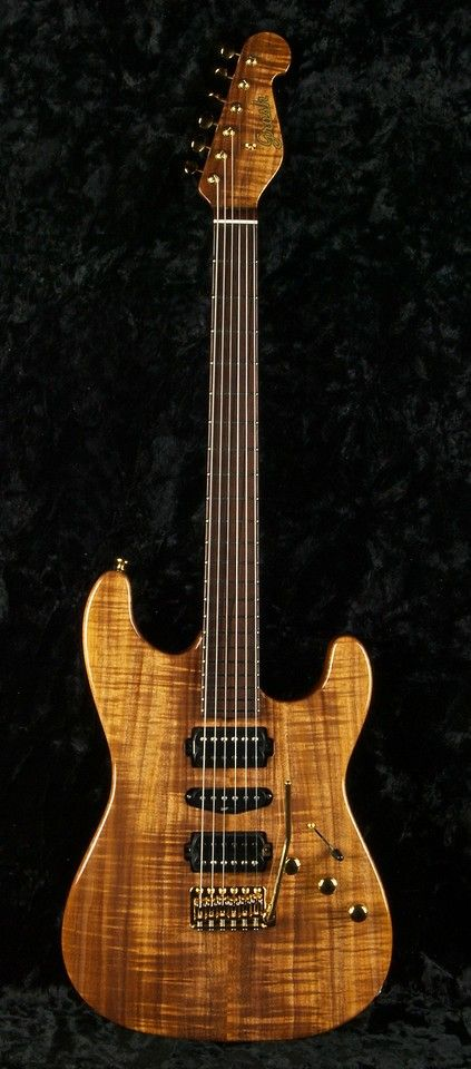 Grosh guitar