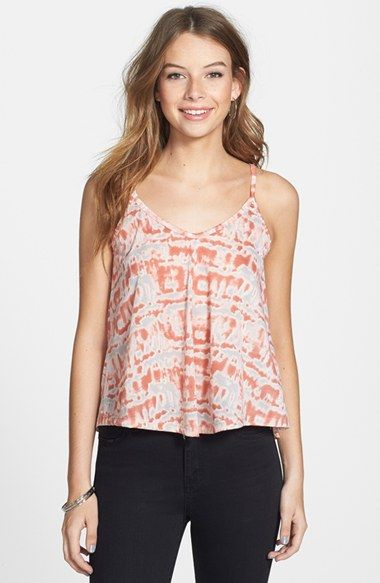 3c4921808f07 Lush A-Line Camisole (Juniors) available at #Nordstrom | S T Y L E ...