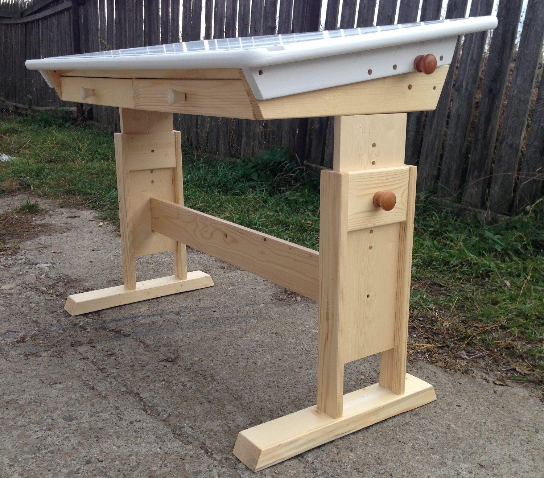 Adjustable Desk Diy Standing Desk Plans Diy Standing Desk Standing Desk Plans