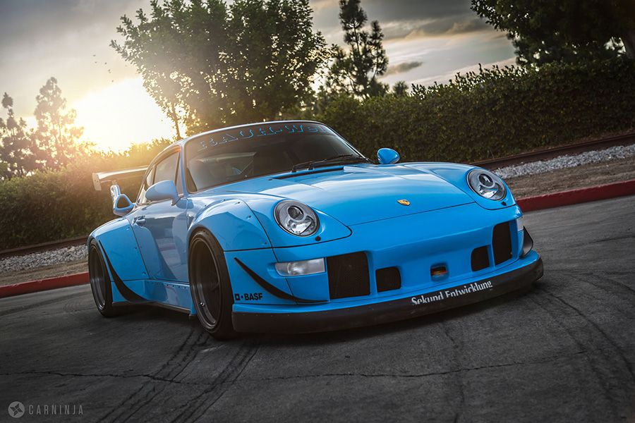 Rauh Welt Porsche For Sale On Ebay Porsche For Sale Porsche Car