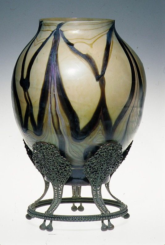 Lamp Shade (?) Designed by Louis Comfort Tiffany (American, New York 1848–1933 New York)
