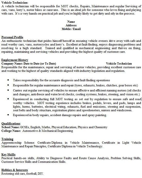 great hgv cv template collection di 2020