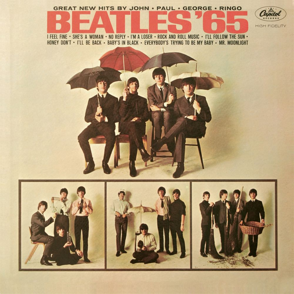 The beatles - 15 albums