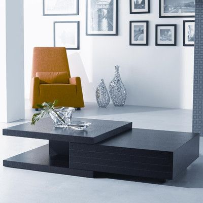 Cruz Coffee Table Modern Coffee Tables Contemporary Coffee