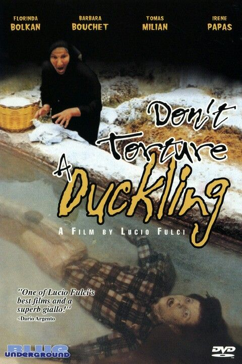 Don't Torture A Duckling ** directed by Lucio Fulci