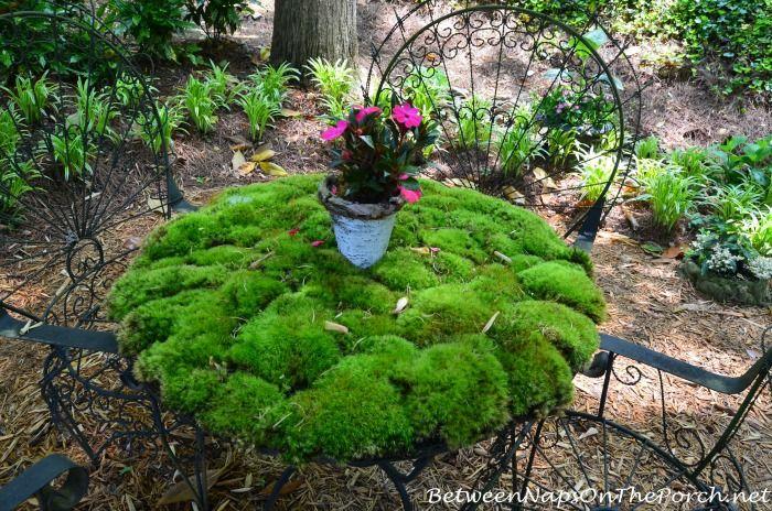 2 Beautiful Garden Table Settings