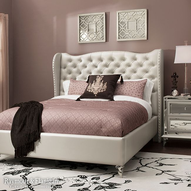 Hollywood Loft 4 Pc Queen Bedroom Set, Hollywood Loft 4 Piece Queen Bedroom Set
