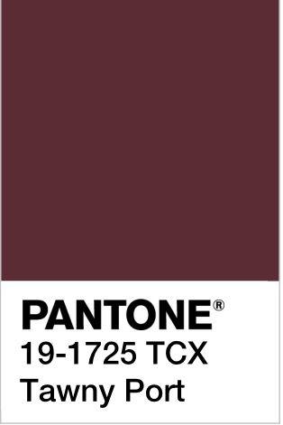 Pin By Net Netty On Tawny Port Pantone Red Pantone Colour Palettes Pantone