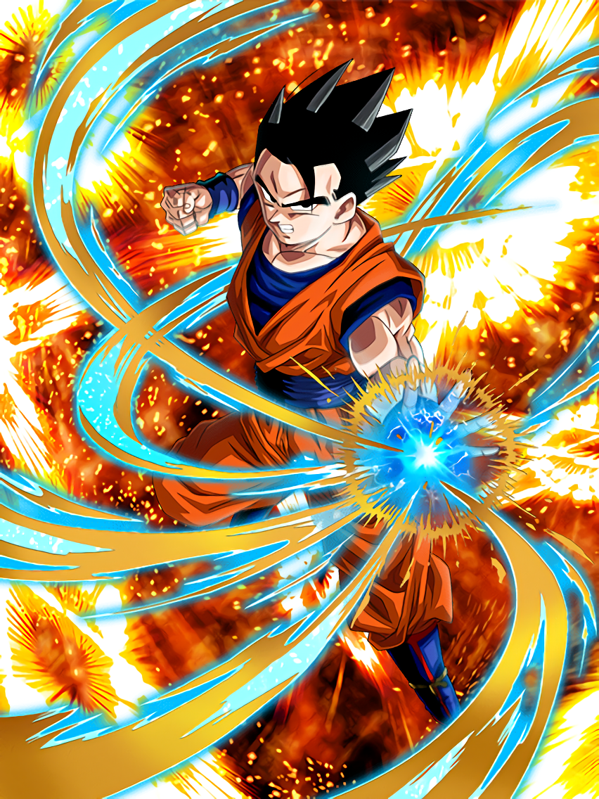 """[Power Awakened] Ultimate Gohan """"You can't win. Not"""