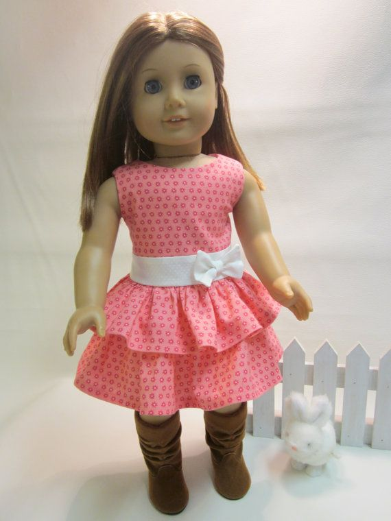 18 inch American Girl Doll Clothes Easter by IndustriousDog ...