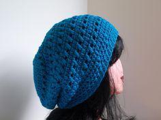 Free Crochet Slouch Hat Pattern  93bb771e1b7